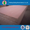 china factory sale best quality pine core blockboard / block board