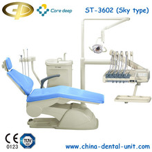 Hot selling CE &ISO Approved Best price top quality confident dental chair price list,dental company