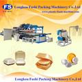 ( fs- 1400) ps caixa de hambúrguer máquina de produção