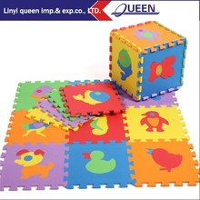 30*30 Eva foam animal puzzle mats
