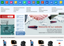 custom design B2B&B2C website Ecommerce website development with high rank