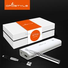 Opustyle hot sales electronic cigarette mod 510 ecig battery e cigarette hong kong with powre bank 5200mAh for mobile