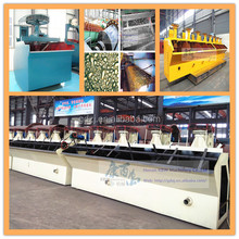flotation mineral separator for gold silver copper/ gold mining equipment for gold separation/fotation machine price