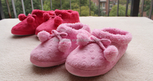 slippers kids plush indoor slippers boots