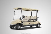 cheap 4 Seater Electric/Battery Operated Golf Cart/club car from china