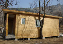 Hot selling prefabricated beach house with great price