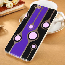 Water cube series tpu phone case for iphone plus, for iphone plus protective phone case