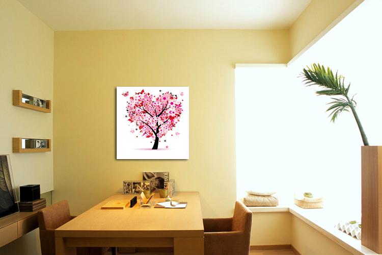 moderno albero decorativo appendere cornici per foto senza cornice ...