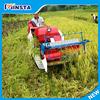 Farm machinery self-propelled forage rice harvesting machine