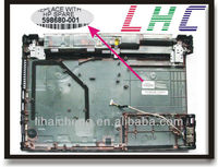 Replacement laptop shell for HP 4520S 598680-001 bottom case