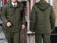 100% cotton workwear Windproof Waterproof Uniforms Workwear FR coverall Fabric