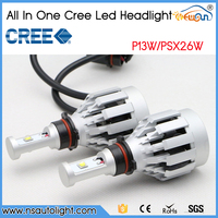 Wholesale Price Of H10 9005 9006 Led Head Light All In One H10 Led Head Light Manufacture Of H10 Led Headlight