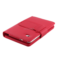 Fashion design good performance bluetooth kid proof rugged tablet case for 7 inch tablet