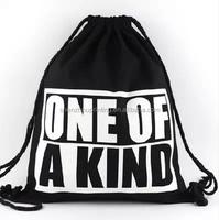 Hot product jute burlap drawstring gift bag