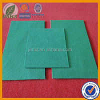 3mm 550gsm needle punched heat-resistant 100% polyester felt pad