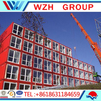 China manufacture Modular kit house container homes for sale