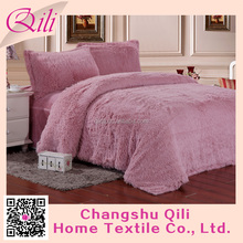 Micro Plush Throw and Sherpa Blanket Made In China