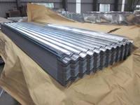 Tole de toiture en acier galvanise