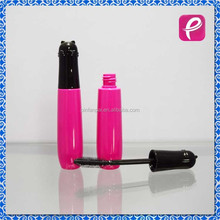 Cat shape empty younique mascara case container tube