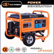 portable open type gasoline generator, generator set