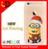 Hot cartoon character print digital cell phone case printer