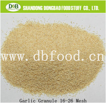 2014 garlic granule low price/good specification/top quality from shandong dongbao foodstuff co., ltd