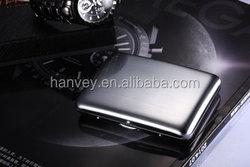 Ultra Thin Stainless Metal Wallets - RFID Blocking Credit Card Wallet Holder for Men & Women