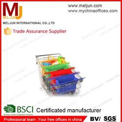 Meljun Hot Sale Supermarket Trolley Bag, Reusable Trolley Shopping Bag, Grocery Trolley Bag