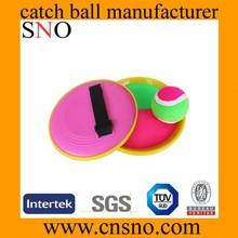 catch ball game velcro ball catch ball toy