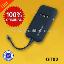 Cutting engine Mini gps tracker gt02 GT02A for persons and cars gps personal tracker