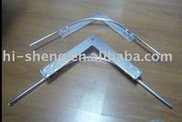 Stainless steel welding brackets, welding assembly parts