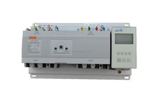 Alibaba New Type 100A 400V 4 pole 3 phase automatic transfer switch with English controller