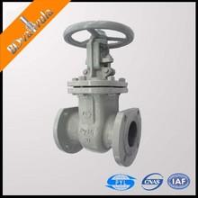 GOST handwheel water gate valve