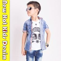 picture of pant and shirt for boys casual shirt with jeans washed