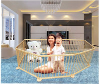 wooden high quality kids protacting fence toy baby fence kids furniture wholesale