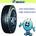 Rubless radial pneu de camion et d'autobus pneus, gros camion pneus pour la vente 315/80r22.5
