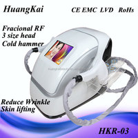 Hot selling wholesale, fractional SRF rf wrinkle reduction skin lifting face slimming device