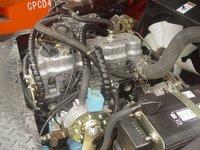 ISUZU/NISSAN Engine