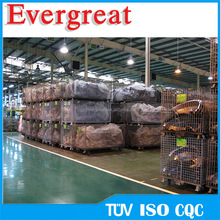 Evergreat stacking galvanized steel pallet cage container