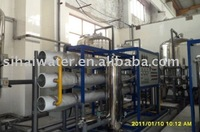 12t/H Mineral Pure Water RO Treatment Equipment for Beverage