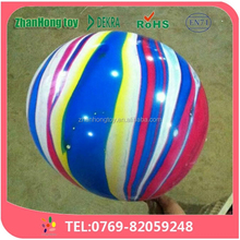 Hot sale popular China Wholesale rainbow latex balloons from Zhanhong toy
