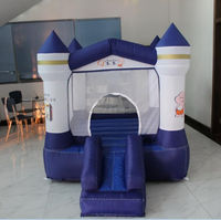 Hot nylon inflatable mini jumpers castle bouncer