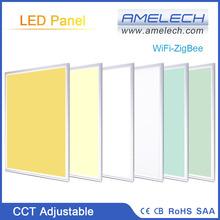 Unique 36W 2900-3250lm CCT Adjustable Dimmable IP44 LED Ceiling Lighting Panel