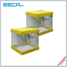 exquisite box making machine plastic container in alibaba china