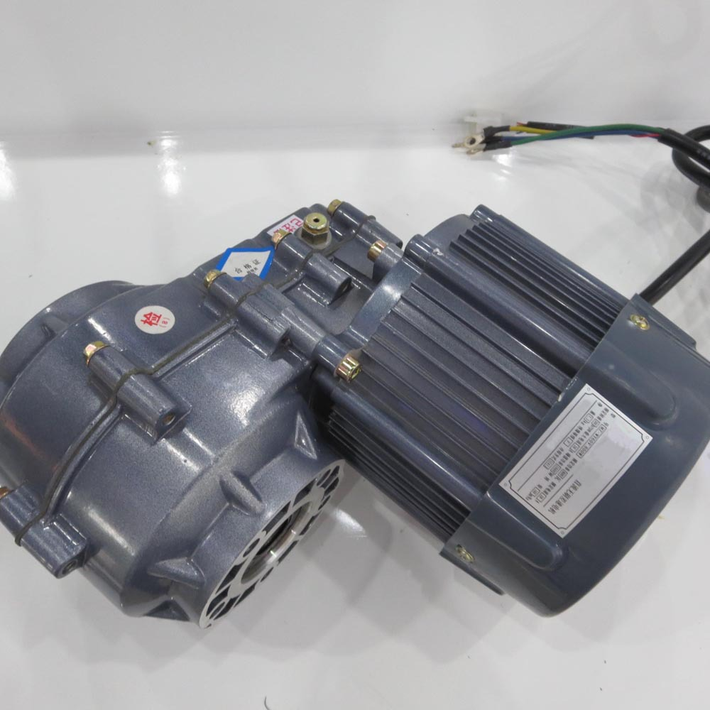 1 2 Hp 12v Dc Motor Geared Bldc Motor For Electric Vehicle