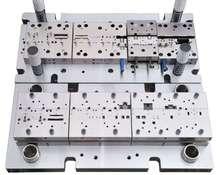 China Dongguan Manufacturer Custom Precision Progressive metal stamping mold manufacturer for Mini USB 2.0---HM0016