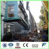 hexagonal bearing machine /hexagonal aluminum mesh machine /hexagonal outdoor table machine