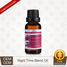 OEM/ODM Supply Night Time Blend Oil Massage Oil Therapeutic Grade