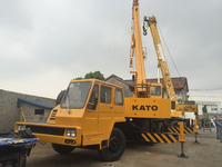 20 ton mini truck crane KATO NK200E original from Japan