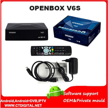 openbox z5 good price Factory production Openbox V6S Mini Digital Satellite receiver Openbox V6 Receiver